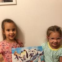 Конспект ООД «Хозяева Антарктиды» для воспитанников семейного детского сада старшего дошкольного возраста