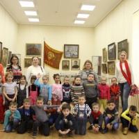 Фотоотчет «Экскурсия в краеведческий музей»