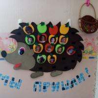 Мастер-класс по созданию панно «Мы пришли!» для детского сада