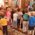 Спортивное развлечение для детей старшего дошкольного возраста «Рейд экологической полиции»