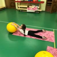 Комплекс упражнений «Веселые мячики»