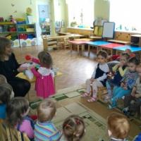 Фотоотчёт «Экологическое воспитание детей в группе раннего возраста»