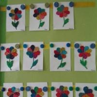 Конспект занятия по пластилинографии «Цветик-семицветик»