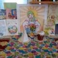 Детский мастер-класс по изготовлению поделки к Пасхе «Кулич»