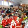 Фотоотчёт о фестивале детских фольклорных коллективов