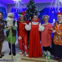 Фотоотчёт «Рождественская сказка. Сохраняя традиции»