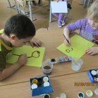 Конспект непосредственно образовательной деятельности по рисованию в старшей группе «Сова»