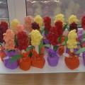 Первоцвет для любимой мамочки! Мастер-класс для воспитателей детских садов