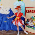 Сценарий праздника «Путешествие по сказкам А. С. Пушкина» для детей старшей группы