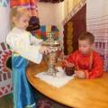 Музейная работа в детском саду