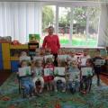 Изготовление книжки-малышки «Сказки лета»