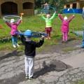 Фотоотчёт о летней физкультурно-оздоровительной работе в подготовительной группе
