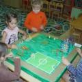 Макет детской спортивной площадки