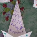 Мастер-класс по оригами «Колпачок для клоуна»