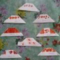 «Красная шапочка». Мастер-класс по оригами