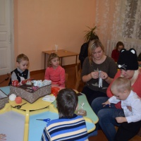 Фотоотчет о родительском собрании, посвященном Дню матери