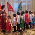 Конспект непосредственно-образовательной деятельности «Путешествие в русскую избу»