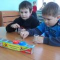 Дидактическая игра «Зернышки для золушки» для детей от 3–9 лет при ведении регионального компонента «Кубановедение»