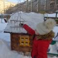 Зимняя прогулка в подготовительной к школе группе (фотоотчет)