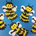 Поделка в садик пчела 71