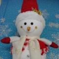Семейный творческий проект «Рукавички для Снеговика»