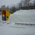 Снежные постройки. Оформление зимнего участка.