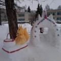 Зимняя сказка (фотоотчёт)