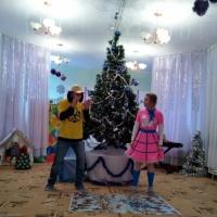 Фотоотчёт о Новогоднем утреннике в подготовительной группе