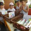 Фотоотчет о тематической неделе «Эколята-дошколята» летнего оздоровительного периода в первой младшей группе