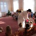 Зимнее развлечение «Снеговик в гостях у ребят» (фотоотчет)