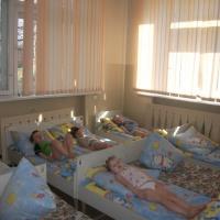 Фотоотчет «Гимнастика после дневного сна»