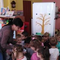 «Вредные и полезные продукты». Конспект занятия по формированию ЗОЖ для детей среднего дошкольного возраста