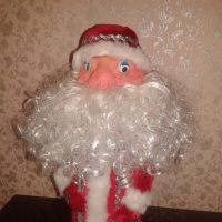 Мастер-класс по изготовлению куклы «Дед Мороз»