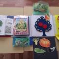 Лэпбук «Овощи и фрукты» (первая младшая группа)