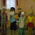 Театрализованное представление «Развеселый Колобок»