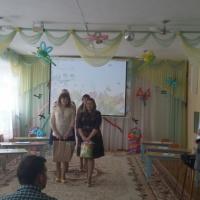 Отчетучастия в районном конкурсе «Творчество и вдохновение»