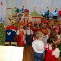 Сценарий фольклорного развлечения во второй младшей группе