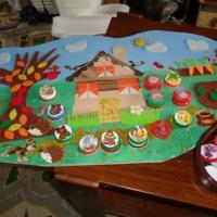 Развивающая игра «В гостях у сказки» для детей младшего дошкольного возраста