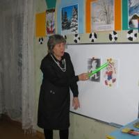 Фотоотчет об образовательной деятельности по рисованию и аппликации
