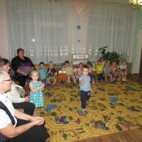 Фотоотчет развлечения «День пожилых людей»