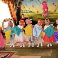 Фотоотчет «А у нас сегодня день особенный». Юбилей детского сада и 8 марта