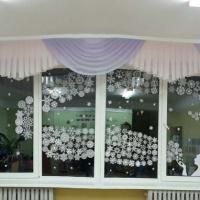Фотоотчет об украшении группы к Новому году «Наша Новогодняя сказка»