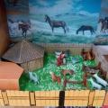 Игровой макет «Домашние животные» своими руками