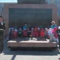 Маршрут по памятным местам памятников г. Черемхово, в честь празднования 71-й годовщины Великой Победы!!! (фотоотчет)