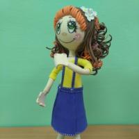 Мастер-класс «Куклы из фоамирана»