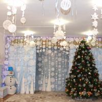 «Зимняя сказка». Фотоотчет о проведенных новогодних праздниках