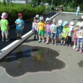 Познавательно— исследовательский проект в первой младшей группе «Водичка, водичка»