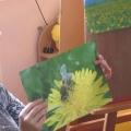 Нетрадиционные формы изобразительной деятельности в младшей группе детского сада.