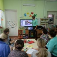 Мастер-класс для педагогов «Квиллинг»