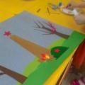 Коллективная работа к 9 Мая. «Над могилой в тихом парке Расцвели тюльпаны ярко…»